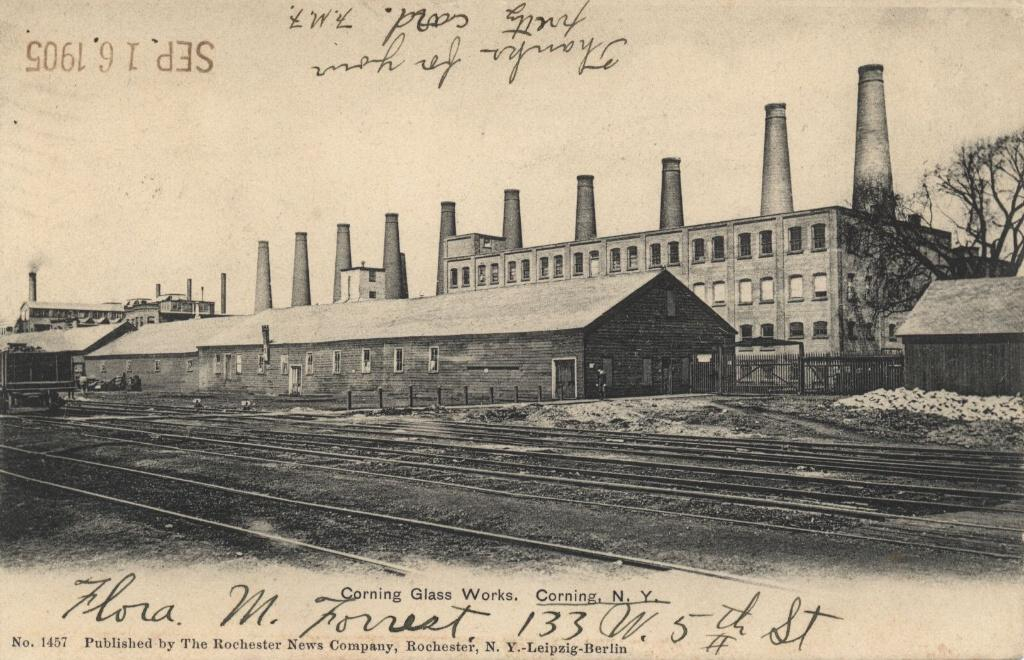 """Glass Works 1905"""