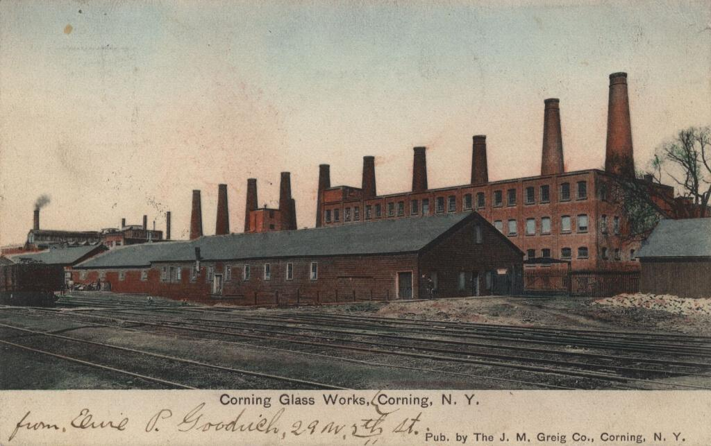 """Glass Works 2 1907"""