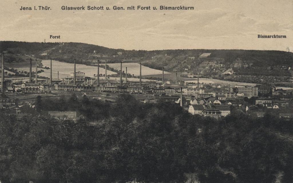 """Glaswerk Schott 1930"""