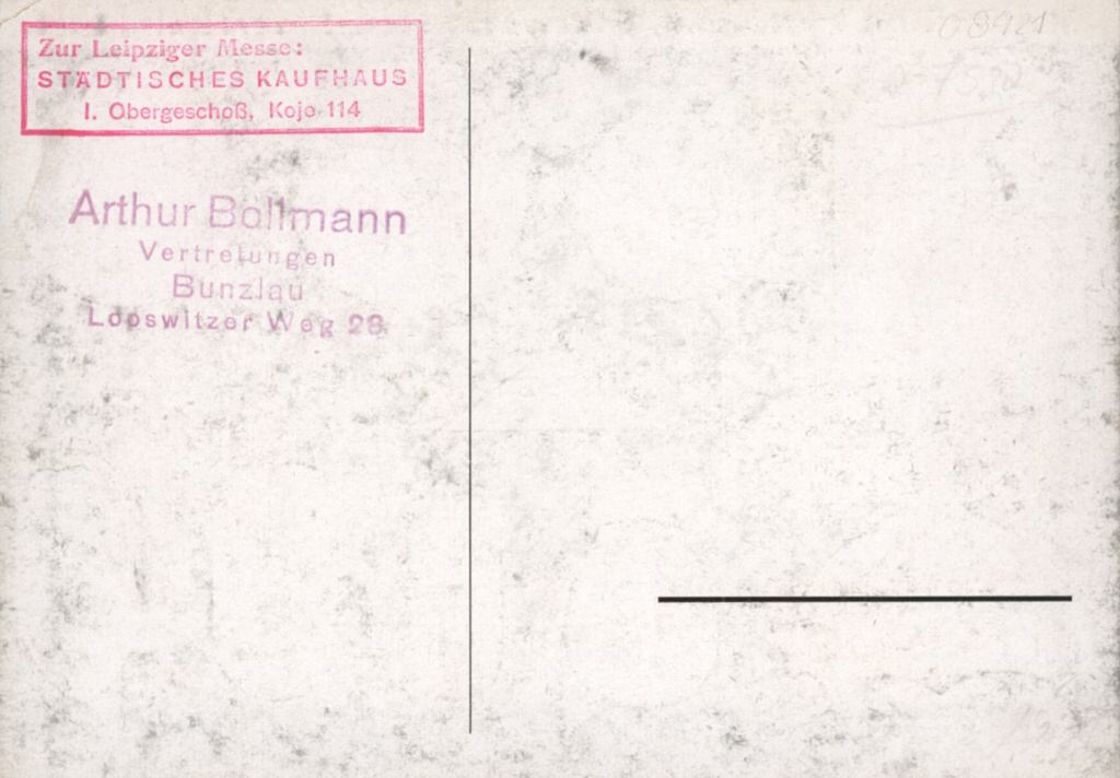 """Glaswerk Hoffmann 1936<br>(back)"""